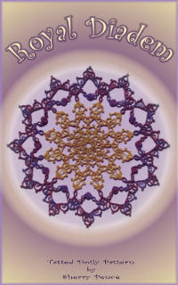 Royal Diadem   Original Tatting Book