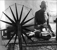 MOHANDAS GANDHI 1869-1948