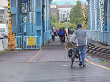 Cycling Coalition Release Bikes on Bridge Trends