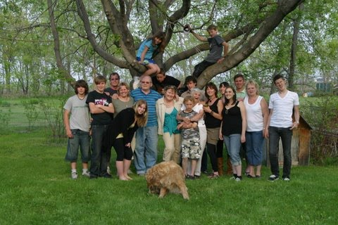 The Family (Or most of them)