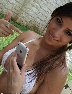 косяк с телефоном