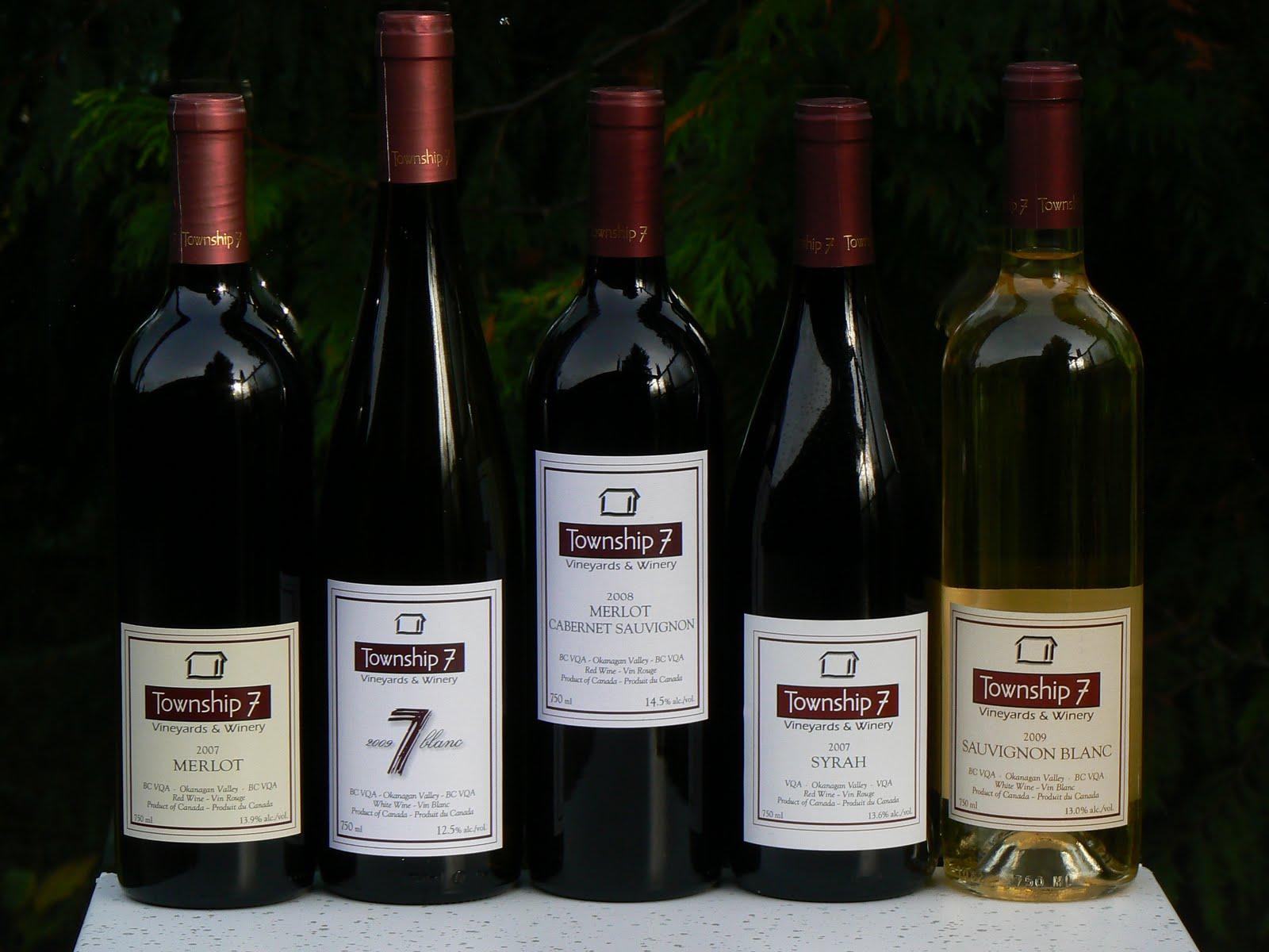 John Schreiner on wine: Township 7 releases a new white blendtownship 7
