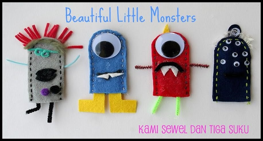 Beautiful Little Monsters