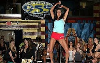 Miss USA Rima Fakih Sexy Pics or Photo Gallery at Stripper 101  Contest 2007 in Pole Dance Arena and Make Hot Gossip Issue About Miss  USA 2010 Pageant