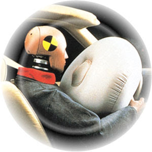 Air bags, poor economy save road lives