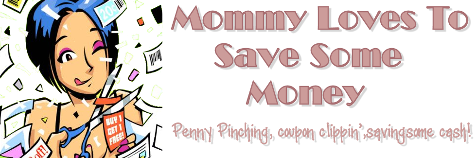 Mommy Loves To Save Some Money
