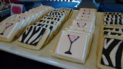 Place an order for Couture Cookies!