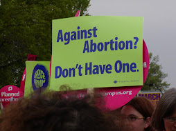If you're against abortion....