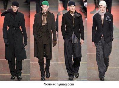 Milan Hosts Annual Men's Fashion Festival ...