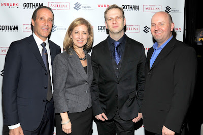 "004rsteinbergHGTV Gotham Magazine Hosts HGTVs ""Selling New York"" Premiere Party."