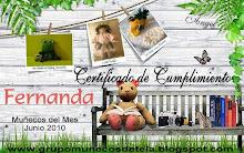 mi certificado!!
