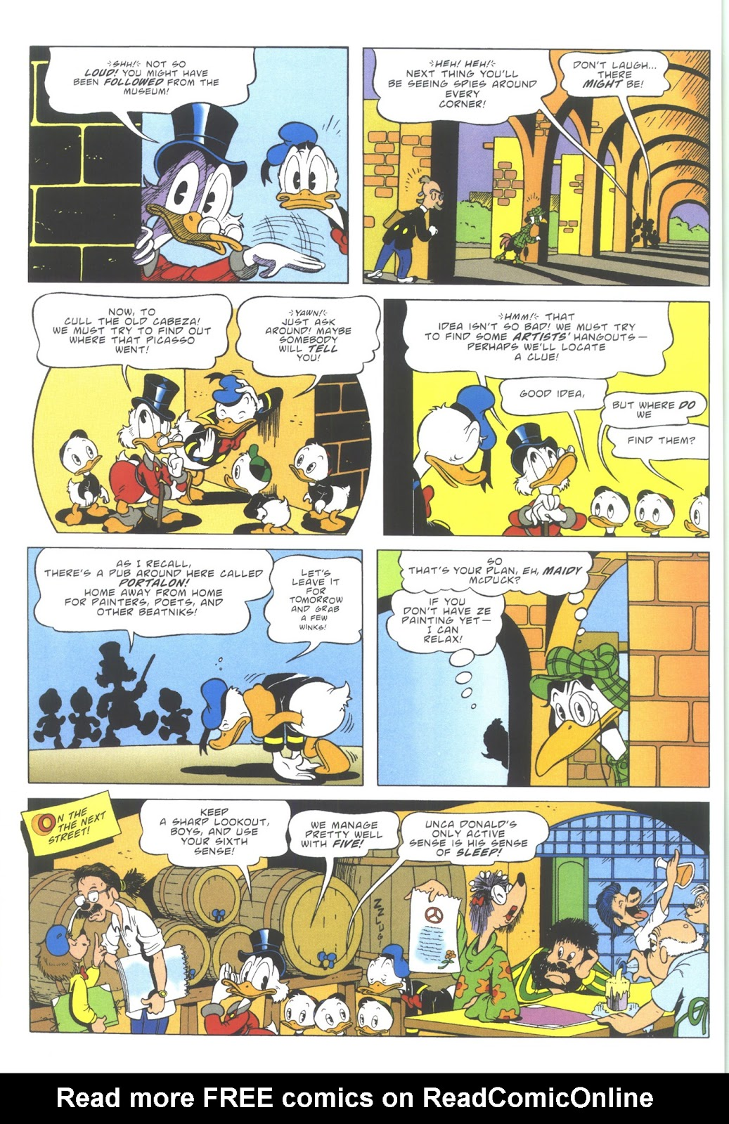 Uncle Scrooge (1953) Issue #353 #353 - English 26