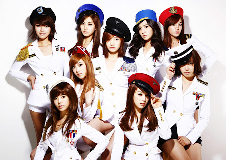 snsd wallpaper