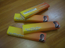 PROMO bulan APRIL 2009 ~CHOCO-BAR Rp. 6000/pcs~