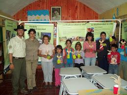 Muestra de biodiversidad