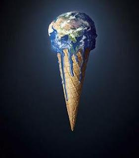 El calentamiento del globo