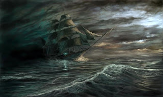 El Misterio del Fantasma del Capitan