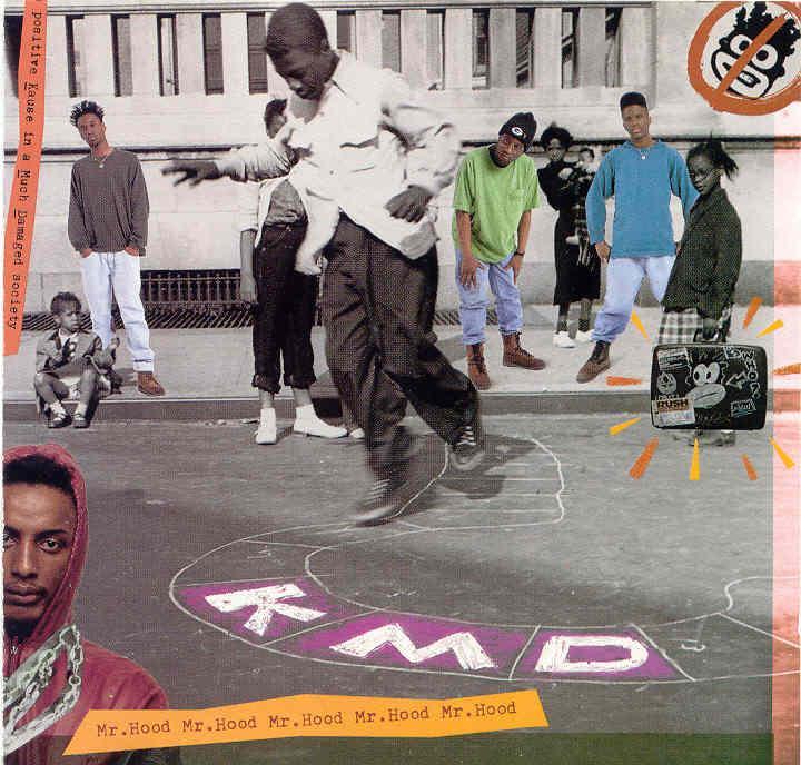 la epoca de oro del rap kmd mr hood 1991