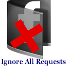 How To Ignore All Facebook Requests Automatically