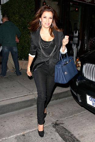 Celebs who love their Hermes Birkin bags - New York Daily News