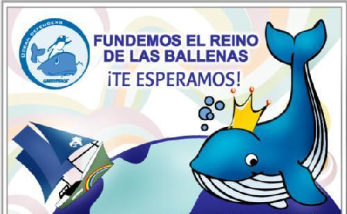 Cuidemos el Reino de los Cetáceos (ballenas, delfines y marsopas)