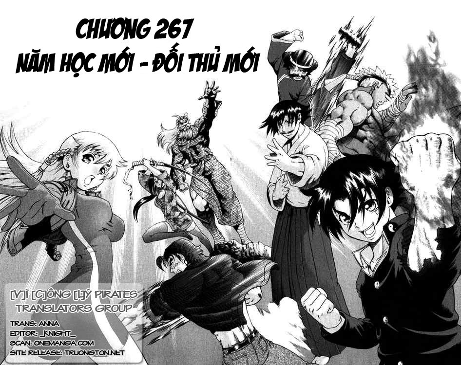 History's Strongest Disciple Kenichi chap 267 Trang 2 - Mangak.info
