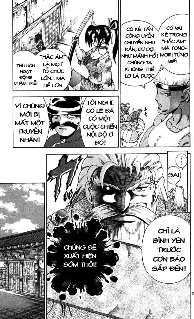 History's Strongest Disciple Kenichi chap 267 Trang 11 - Mangak.info