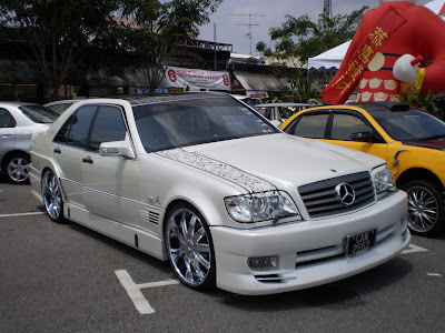 Mercedes VIP Style