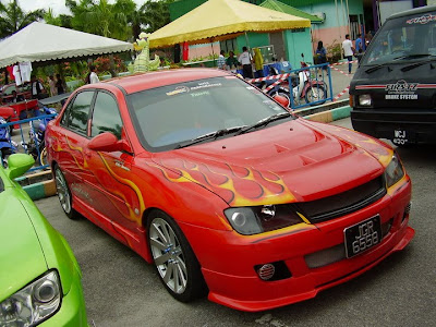 Modified Proton Waja