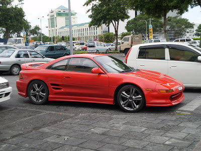 MR2 in Kuching