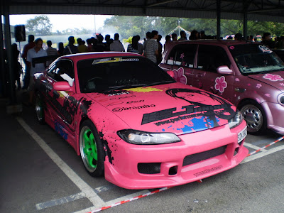 S15 Drift car