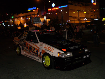 AE86 Drift Machine