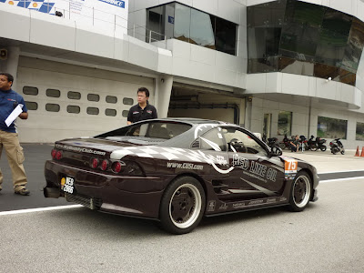 Time To Attack Sepang Widebody MR2