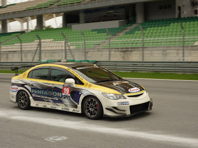 Time To Attack Sepang J'S Racing Civic Type R