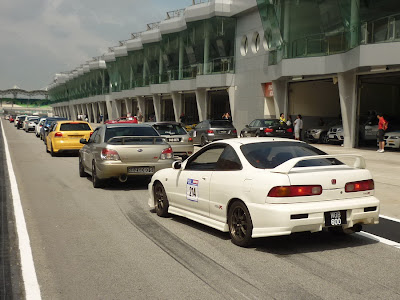 Time To Attack Sepang