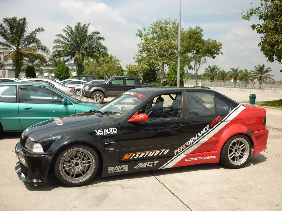 Auto Car Modif Bmw Race