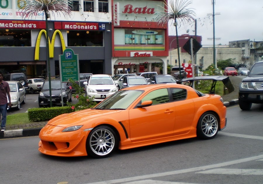 Long S Photo Gallery Modified Mazda Rx8