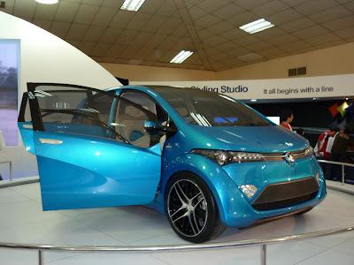 Proton Emas concept car