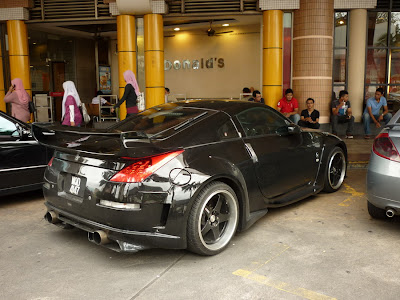 Nissan Fairlady 350Z Veilside Version 3 Body Kit