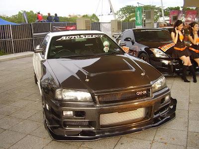 carbon fiber R34