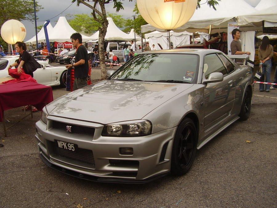 Nissan Skyline GTR R34 Z Tune