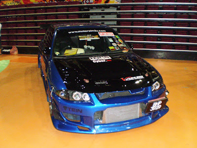 roton Wira with C-West style Evo body kit