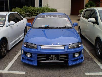 Wira Charge Speed 2 bumper