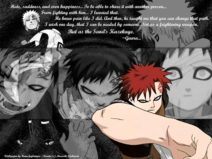 gaara destination