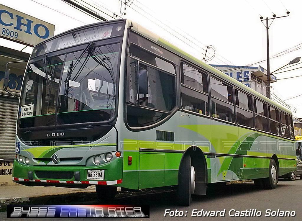 Buses costa rica galer a 51 2010 for Mercedes benz santa barbara