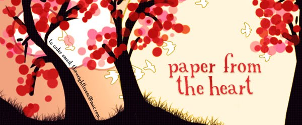 Paper from the Heart