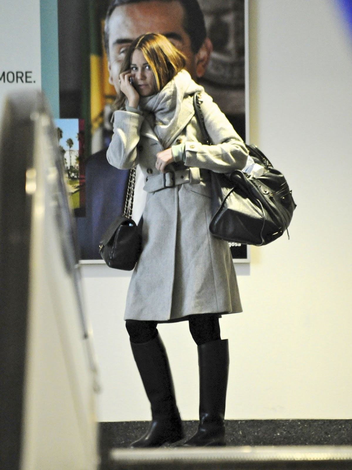 Lauren Conrad Her Life Her Fashion Her Style Lauren Conrad Late Night At Lax Are The Dark