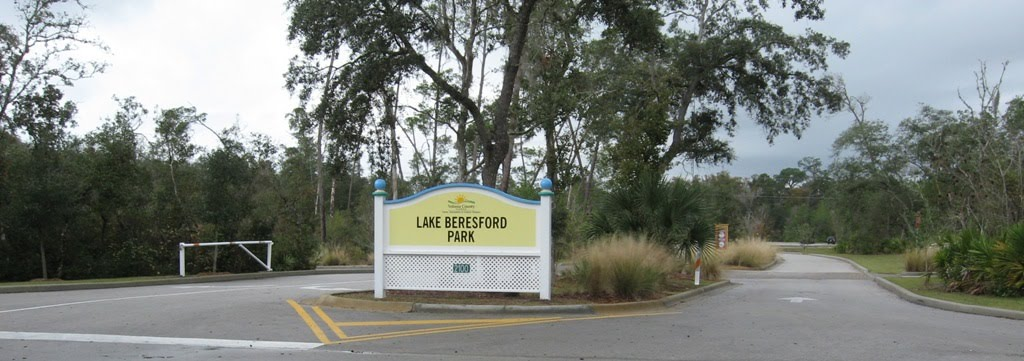 Behind the Sign: Lake Beresford Park