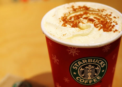 [starbucks gingerbread latte]