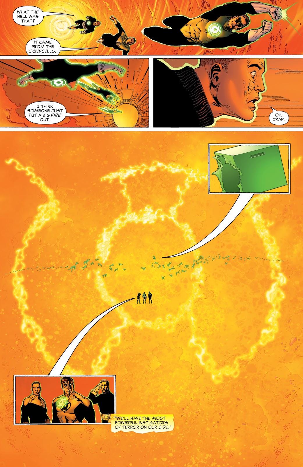 Green Lantern: The Sinestro Corps War Full #1 - English 41